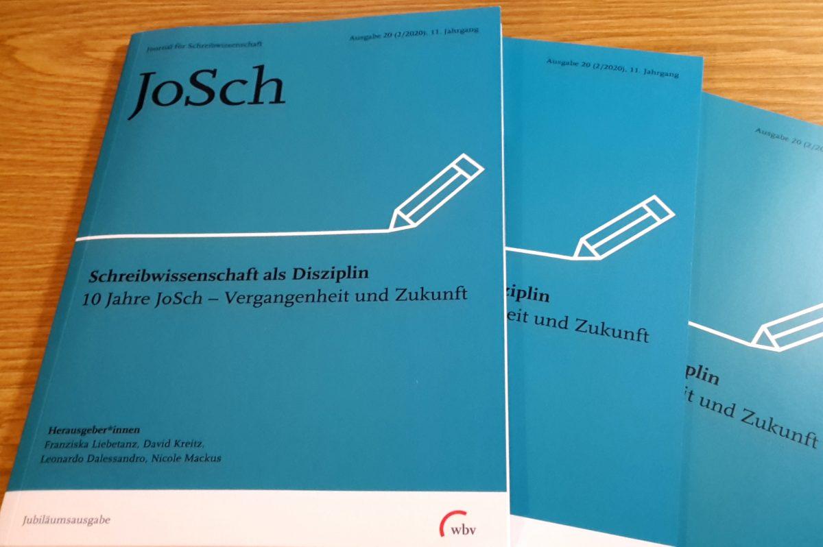 JoSch: Neue Webseite