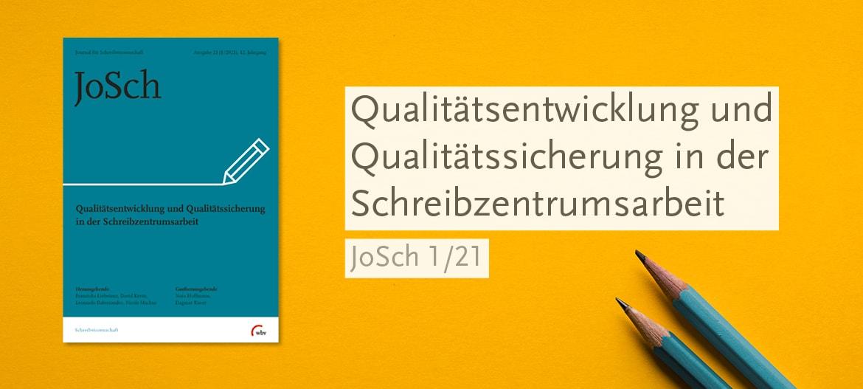 JoSch 21 veröffentlicht